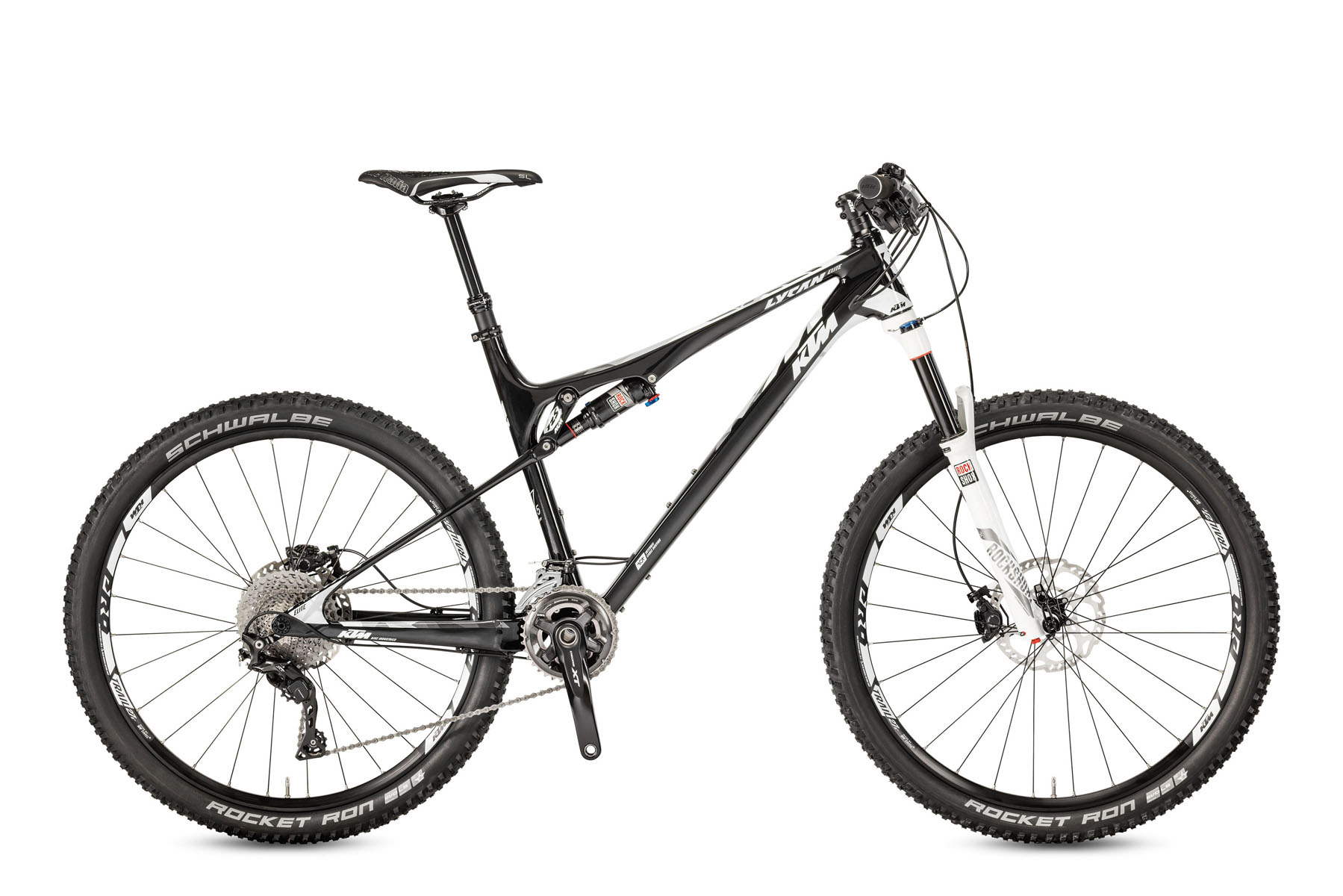 Горный велосипед KTM Lycan 27 Elite 2F Ltd