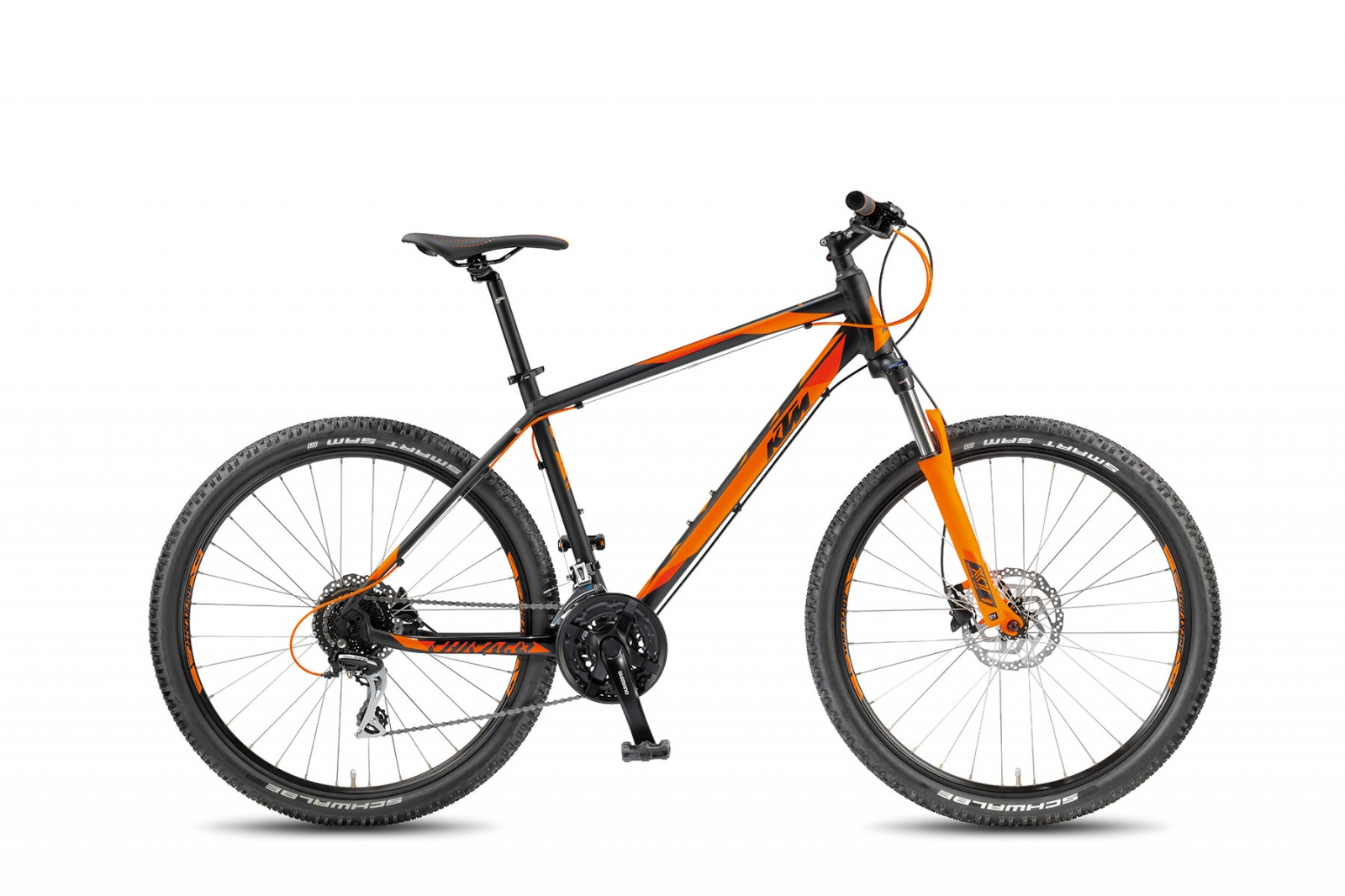 Горный велосипед KTM Chicago 27.24 Disc H